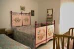 Interno - Camera matrimoniale rosa